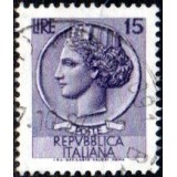 ITA Selo, Regular, 1968, (U), Yt:IT 997, Coin of Syracuse.