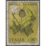 ITA Selo, 1973, (U), Yt:IT 1142, Architecture - Andrea Palladio.