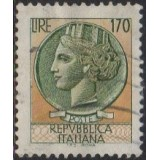 ITA Selo, Regular, 1977, (U), Yt:IT 1325, Coin of Syracuse.
