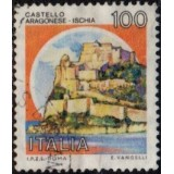 ITA Selo, Regular, 1980,  (U), Yt:IT 1440,Castles (Castello Aragonese Ischia).