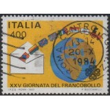 ITA Selo, 1983, (U), Yt:IT 1598, Stamp Day.