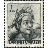 ITA Selo, 1961, (Mint), Yt:IT 826, Designs From Sistine Chapel by Michelangelo.