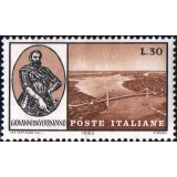 ITA Selo, 1964, Yt:IT 914, (Mint), Portrait of Giovanni da Verrazzano.