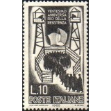 ITA Selo, 1965, Yt:IT 916, (Mint), 20°anniversary of the resistance, Concentration camp.
