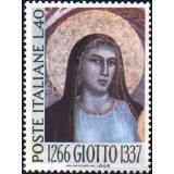 ITA Selo, 1966, (Mint), Yt:IT 957, The 700th Anniversary of the Birth of Giotto.
