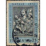 ITA Selo, 1973, (U), Yt:IT 1161, Madonna with Child and Angels.