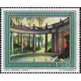 ITA Selo, 1975, (Mint), Yt:IT 1228, Tourist Publicity - Paintings, Tourist- Montecatini Terme