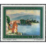 ITA Selo, 1975, (Mint), Yt:IT 1227, Tourist Publicity – Paintings,Tourist- Isola Bella.