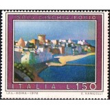 ITA Selo, 1976, (Mint), Yt:IT 1260, Tourist Publicity – Paintings, Tourist- Forio Ischia.