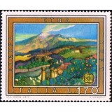 ITA Selo, 1977, (Mint), Yt:IT 1299, EUROPA Stamps – Landscapes, Tourist - Etna.