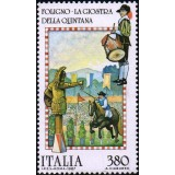 ITA Selo, 1987, Yt:IT 1753, (Mint), Folklore - Foligno.