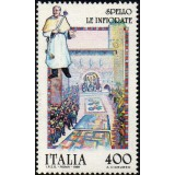 ITA Selo, 1989, Yt:IT 1813, (Mint), Folklore - Spello.