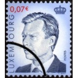 LUX Selo, 2001, (Mint), Grand Duke Henri, Definitive Issues.