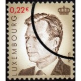 LUX Selo, 2001, (Mint), Grand Duke Henri Definitive Issues.