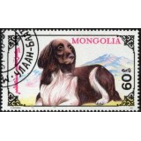 MON Selo, 1991, (Mint), Yt:MN 1887, Dogs (Various breeds of dogs).