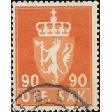 NOR Selo, 1958, (N), Yt:NO S86(A), OFF. SAK I.