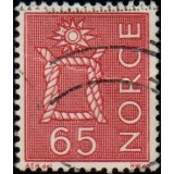 NOR Selo, 1968, (Mint), Yt:NO 524, Landsmotieven (New values).