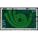 NOR Selo, 1973, (U), Yt:NO 617, Europa Stamps.