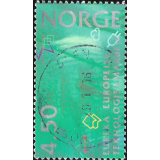 NOR Selo, 1994, (N), Yt:NO 1116, Norwegian research.