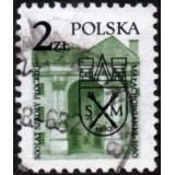 POL Selo, 1980, (U), The 800th Anniversary of the Malachowianka School in Plock.