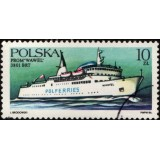 POL Selo, 1986, (Mint), Polish Baltic Shipping.