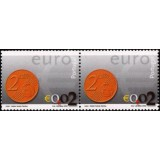 POR Selo, 2002, (Mint), Introduction of the Euro.