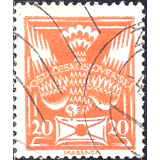 RTC Selo, 1920, Definitivo/Regular, (N), Definitive Issue, Dove.