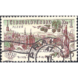 RTC Selo, 1961, (N), Yt:CS 1176, Praga, International Stamp Exhibition.