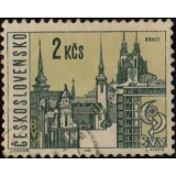 RTC Selo, 1965, (Mint), Yt:CS 1445, Czech Towns.