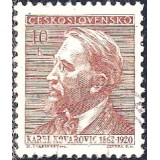 RTC Selo, 1962, (N), Yt:CS 1200, Cultural Celebrities and Anniversaries, Karel Kovařovic (1862-1920).